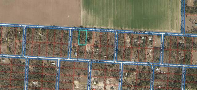 SE 20TH Street, Morriston, FL 32668 (MLS #OM604748) :: Premium Properties Real Estate Services