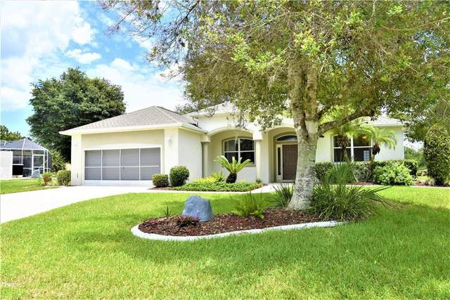 13849 Del Webb Boulevard, Summerfield, FL 34491 (MLS #OM604774) :: Delgado Home Team at Keller Williams