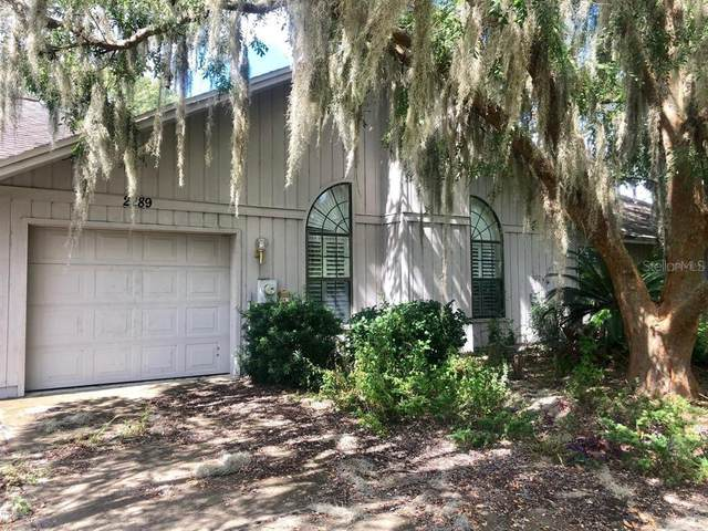 2285 SW 87TH Place, Ocala, FL 34476 (MLS #OM605171) :: Premium Properties Real Estate Services