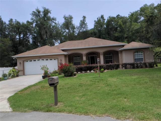 4584 NW 45TH Street, Ocala, FL 34482 (MLS #OM605187) :: Globalwide Realty