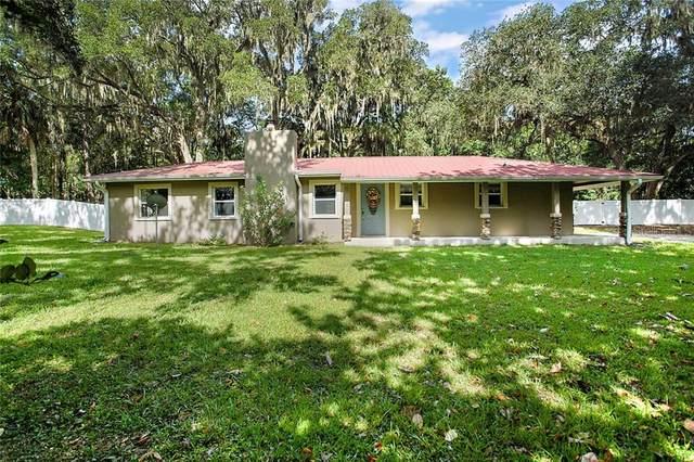 4010 SW 7TH AVENUE Road, Ocala, FL 34471 (MLS #OM605215) :: Team Borham at Keller Williams Realty