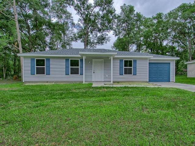 14717 SW 34TH Street, Ocala, FL 34481 (MLS #OM605305) :: Griffin Group