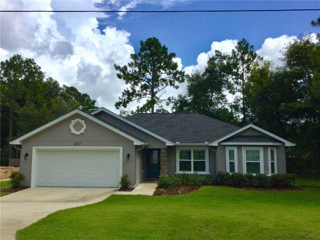 8727 SE 161ST Street, Summerfield, FL 34491 (MLS #OM605596) :: Team Borham at Keller Williams Realty