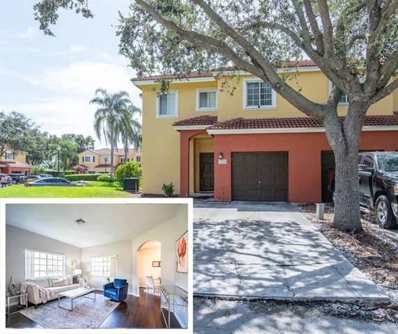 1990 SW 103RD Terrace, Miramar, FL 33025 (MLS #OM605716) :: Globalwide Realty