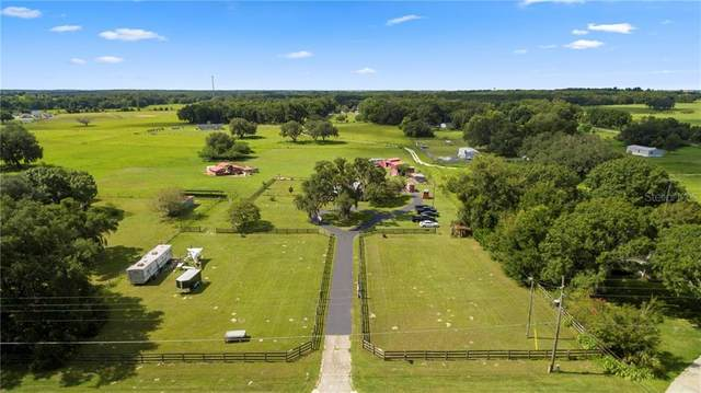 13122 SE Highway 42, Weirsdale, FL 32195 (MLS #OM606415) :: Bridge Realty Group