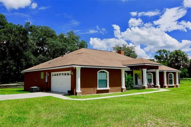 12611 NE 36TH Avenue, Anthony, FL 32617 (MLS #OM607101) :: Tuscawilla Realty, Inc