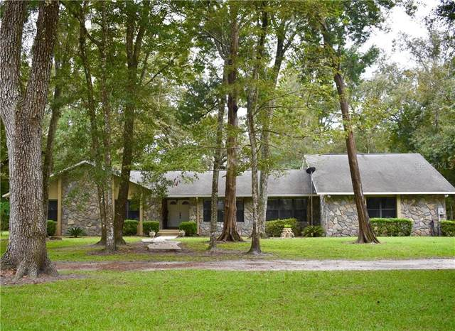 16590 NE 51ST Street, Williston, FL 32696 (MLS #OM607908) :: Pepine Realty