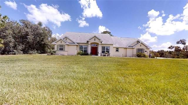 10937 N Felt Terrace, Dunnellon, FL 34433 (MLS #OM607929) :: Bustamante Real Estate