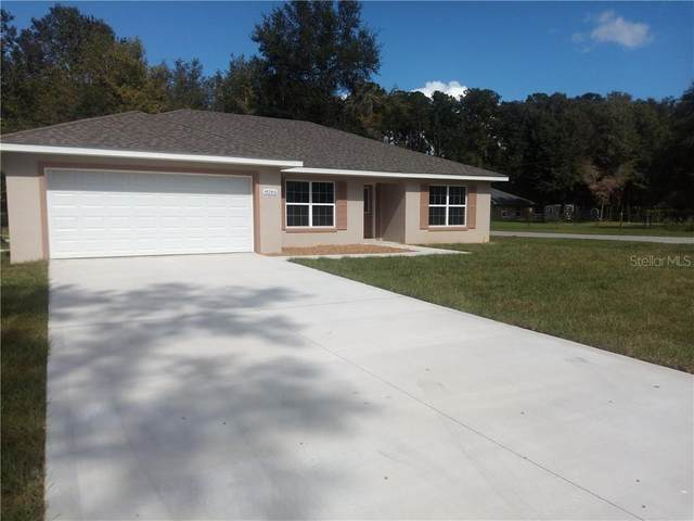 15814 SE 99TH Court, Summerfield, FL 34491 (MLS #OM608885) :: Cartwright Realty