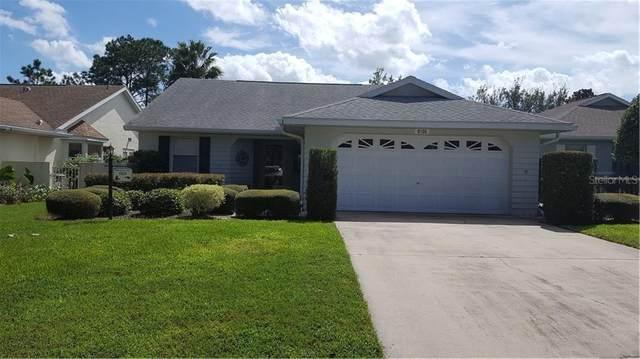9105 SW 91ST Circle, Ocala, FL 34481 (MLS #OM609137) :: Lockhart & Walseth Team, Realtors