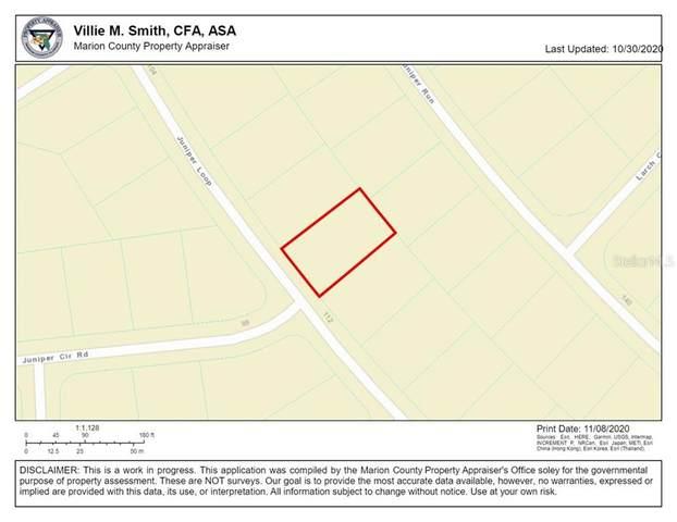 TBD Juniper Loop, Ocala, FL 34480 (MLS #OM609865) :: Sarasota Home Specialists