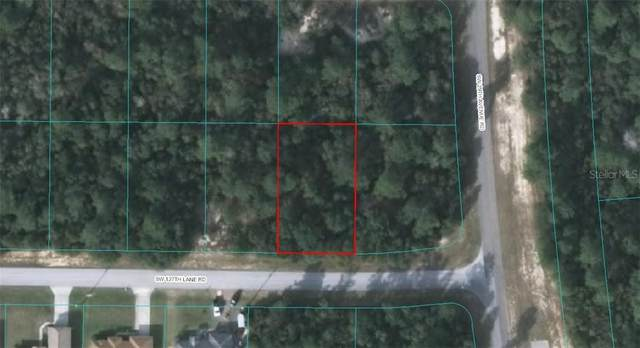 Lot 10 SW 127TH LANE Road, Ocala, FL 34473 (MLS #OM611349) :: Griffin Group