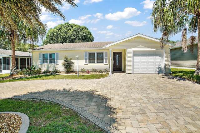 533 Saint Andrews Boulevard, The Villages, FL 32159 (MLS #OM611592) :: Realty Executives in The Villages