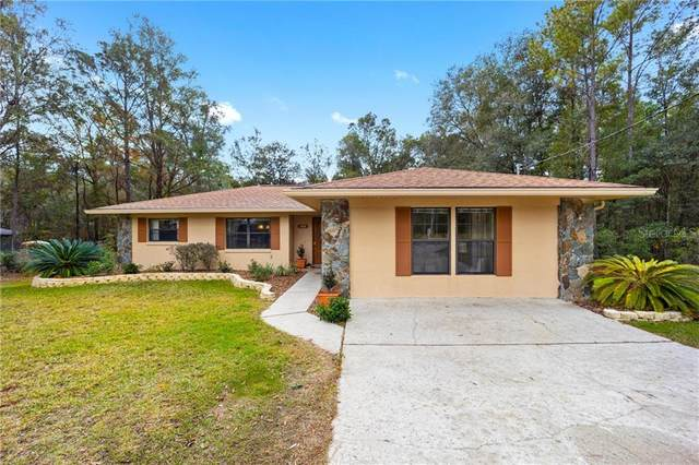 20818 SW Peacock Drive, Dunnellon, FL 34431 (MLS #OM612865) :: Premier Home Experts