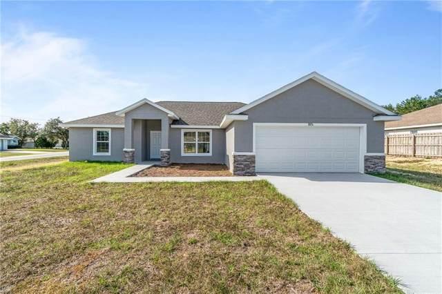 12323 SW 54TH Avenue, Ocala, FL 34481 (MLS #OM613119) :: Young Real Estate