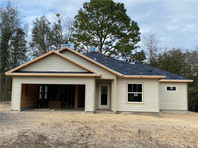 421 NE 151ST Terrace, Williston, FL 32696 (MLS #OM613671) :: Everlane Realty