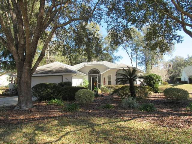 9645 SW 192ND Court, Dunnellon, FL 34432 (MLS #OM614042) :: Southern Associates Realty LLC