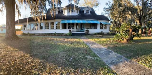 5803 SE Robinson Road, Belleview, FL 34420 (MLS #OM614068) :: Positive Edge Real Estate