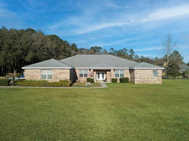 7385 NW 83RD COURT Road, Ocala, FL 34482 (MLS #OM614304) :: Realty One Group Skyline / The Rose Team