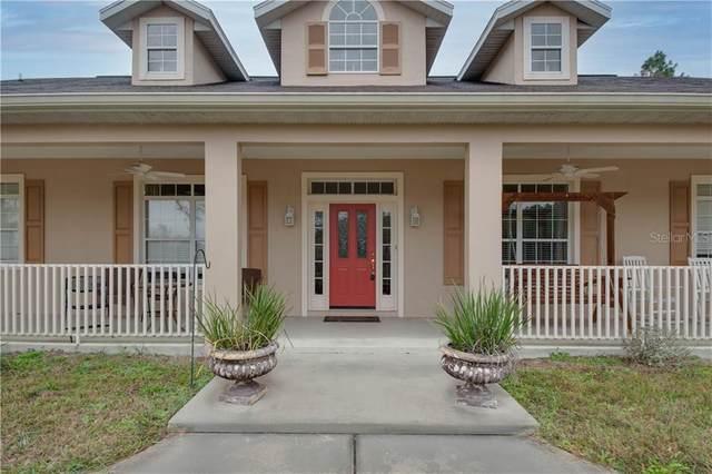 11760 NW 170TH Street, Reddick, FL 32686 (MLS #OM614689) :: Memory Hopkins Real Estate