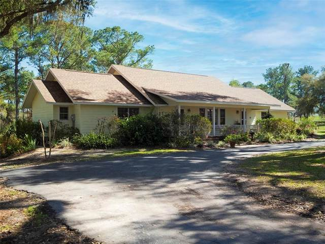 14980 W Highway 318, Williston, FL 32696 (MLS #OM615029) :: The Nathan Bangs Group