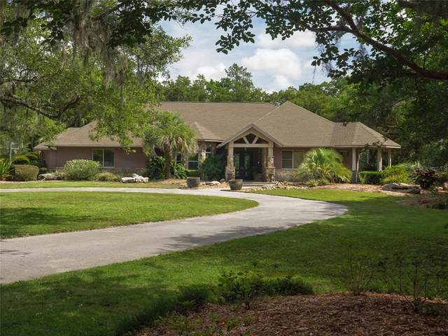 13749 NW 115TH Street, Ocala, FL 34482 (MLS #OM615377) :: Kelli and Audrey at RE/MAX Tropical Sands