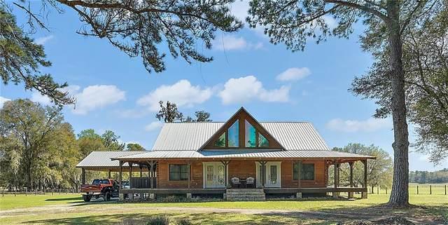 8521 NE 150TH Avenue, Williston, FL 32696 (MLS #OM615845) :: Better Homes & Gardens Real Estate Thomas Group
