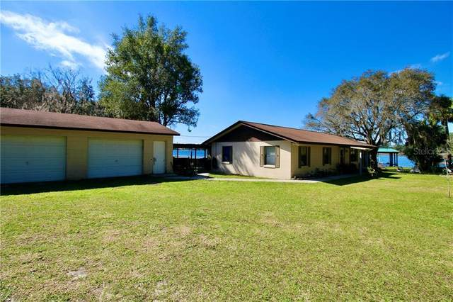 22250 NE 106TH Avenue, Fort Mc Coy, FL 32134 (MLS #OM615904) :: The Nathan Bangs Group