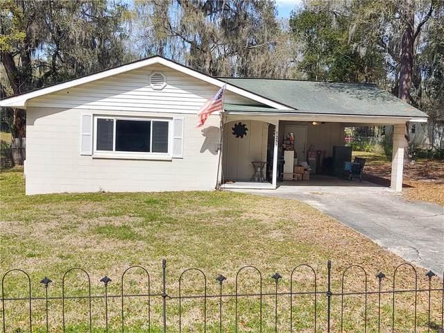 1251 NE 10TH Street, Ocala, FL 34470 (MLS #OM616008) :: Team Bohannon Keller Williams, Tampa Properties