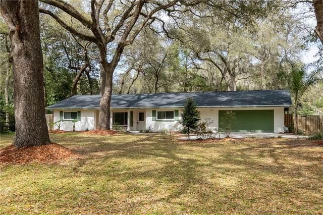 352 NW 2ND Avenue, Micanopy, FL 32667 (MLS #OM616012) :: Vacasa Real Estate