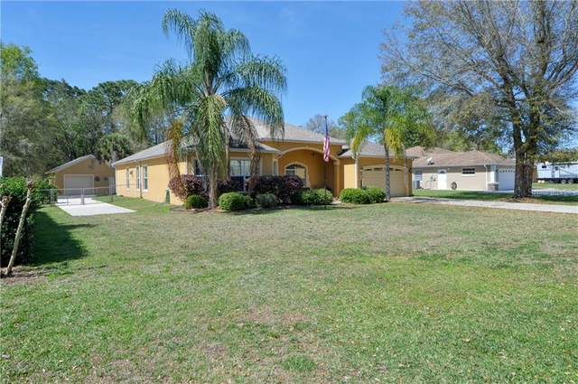 16040 SE 90TH Court, Summerfield, FL 34491 (MLS #OM616023) :: Positive Edge Real Estate