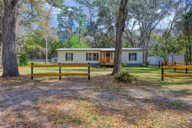 11781 SE 61ST Court, Belleview, FL 34420 (MLS #OM616109) :: Bob Paulson with Vylla Home