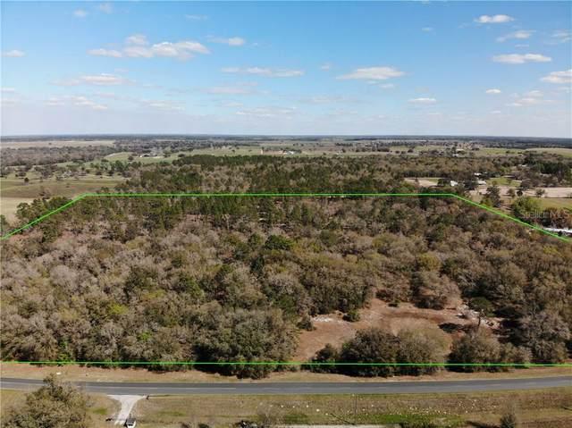 3431 NE County Road 337, Bronson, FL 32621 (MLS #OM616286) :: Dalton Wade Real Estate Group