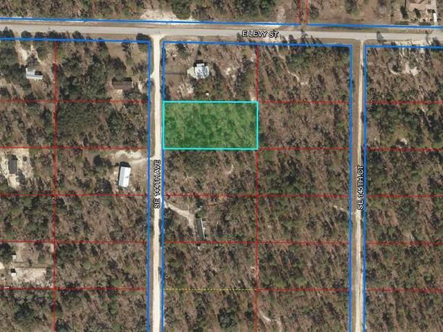 51 SE 144TH Avenue, Williston, FL 32696 (MLS #OM616495) :: Armel Real Estate