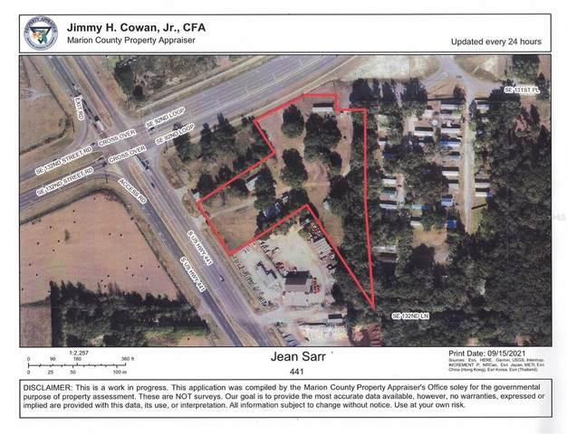 0 SE 441/27 Highway, Summerfield, FL 34491 (MLS #OM617088) :: Gate Arty & the Group - Keller Williams Realty Smart