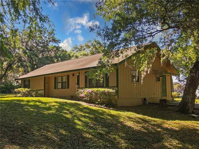 8020 NW Highway 225A, Ocala, FL 34482 (MLS #OM617328) :: Rabell Realty Group