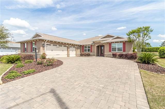 8683 SW 93RD Circle, Ocala, FL 34481 (MLS #OM617338) :: Griffin Group