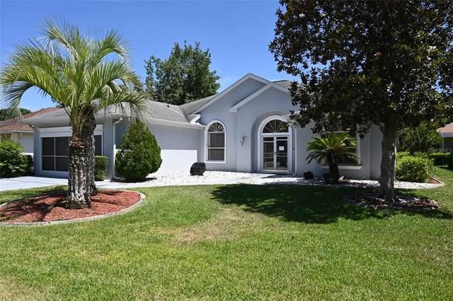 6722 SW 111TH Loop, Ocala, FL 34476 (MLS #OM618380) :: Coldwell Banker Vanguard Realty