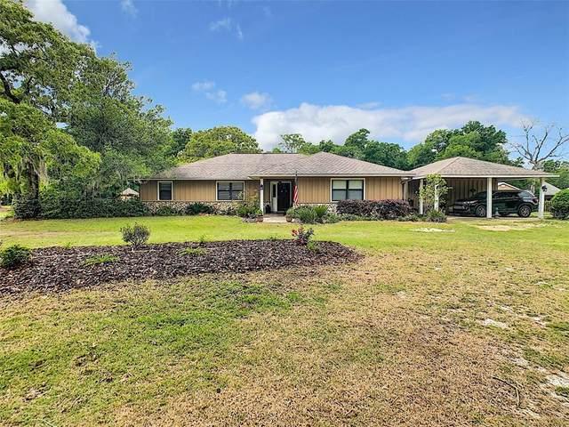 3455 NE 49TH Street, Ocala, FL 34479 (MLS #OM618390) :: Better Homes & Gardens Real Estate Thomas Group