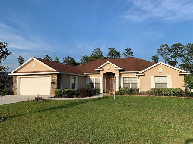 10495 SW 43RD Court, Ocala, FL 34476 (MLS #OM619473) :: Armel Real Estate