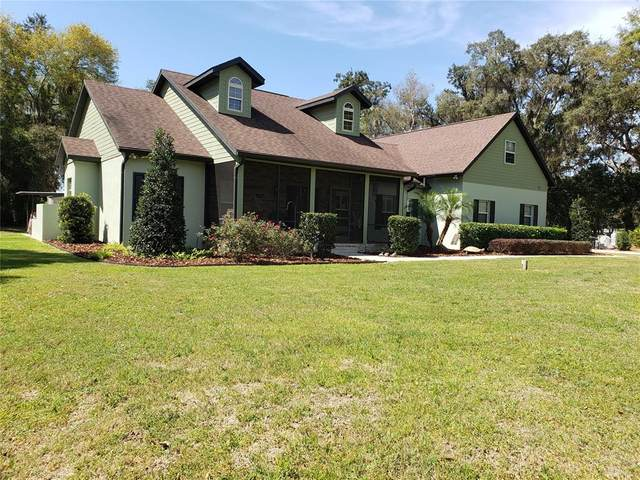38071 Sabal Way, Umatilla, FL 32784 (MLS #OM619805) :: Lockhart & Walseth Team, Realtors