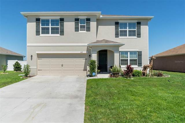 3479 N Vonnegut Point, Beverly Hills, FL 34465 (MLS #OM619832) :: Everlane Realty