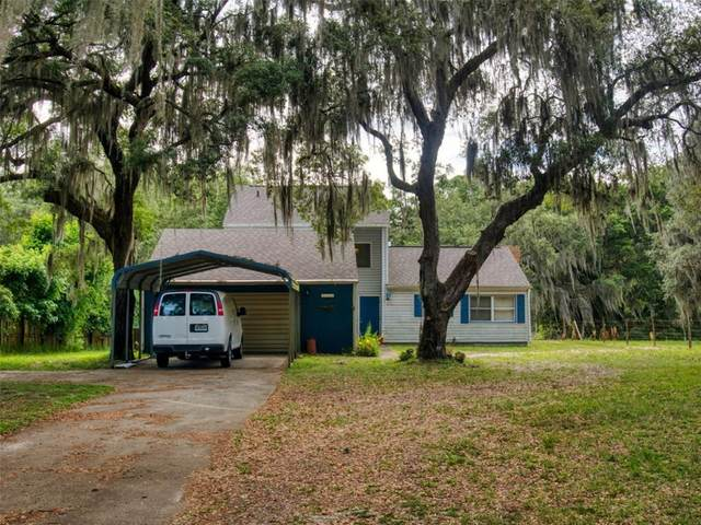 7349 E Gospel Island Road, Inverness, FL 34450 (MLS #OM620114) :: Better Homes & Gardens Real Estate Thomas Group