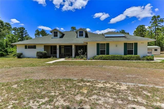 4869 W Horseshoe Drive, Beverly Hills, FL 34465 (MLS #OM620270) :: Delgado Home Team at Keller Williams