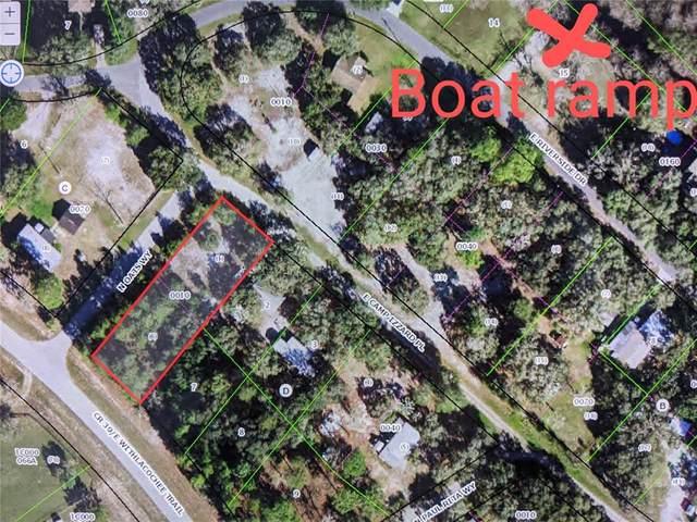 3940 E Izzard Place, Dunnellon, FL 34434 (MLS #OM620388) :: Cartwright Realty