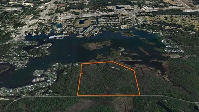 10825 W Fort Island Trail, Crystal River, FL 34429 (MLS #OM621321) :: Globalwide Realty