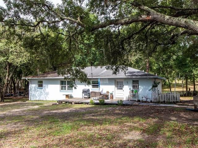 2400 East Norvell Bryant Highway, Hernando, FL 34442 (MLS #OM621345) :: Everlane Realty