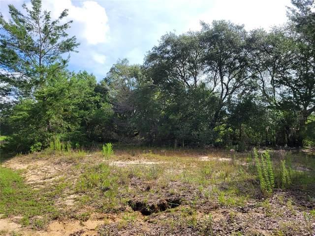 TBD Fisher Way Trail, Ocklawaha, FL 32179 (MLS #OM622499) :: Sarasota Gulf Coast Realtors