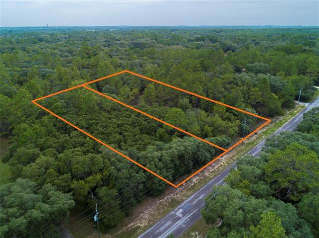 3552 N Eisenhower Avenue, Hernando, FL 34442 (MLS #OM622616) :: Gate Arty & the Group - Keller Williams Realty Smart