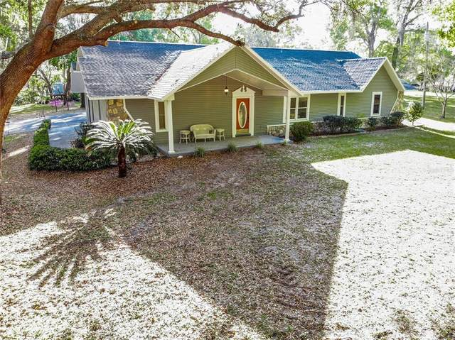 13315 NE 47TH Avenue, Anthony, FL 32617 (MLS #OM623099) :: Cartwright Realty